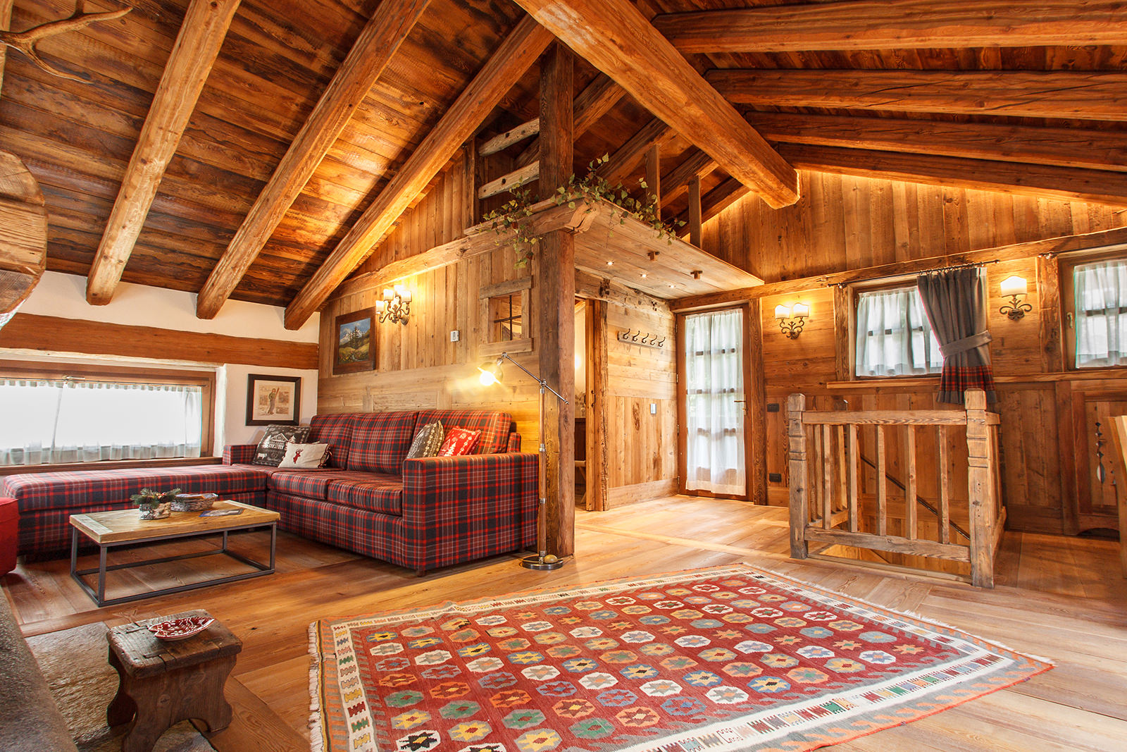 luxury chalet courmayeur