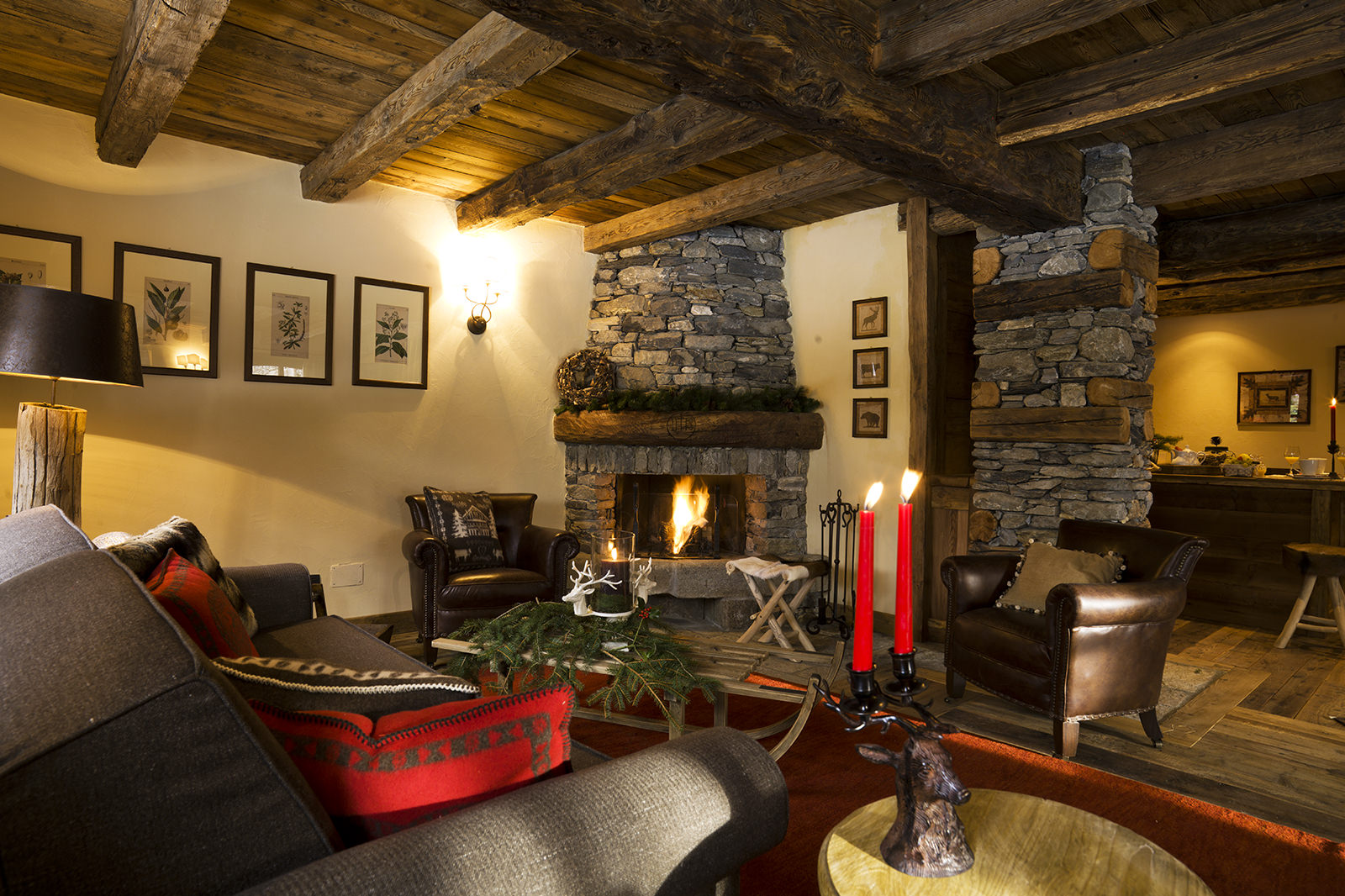 luxury chalet apartment